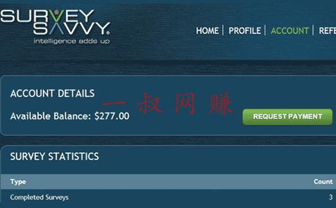 赚钱 _ 国外调查赚钱网站 SureySavvy 支付和教程插图1