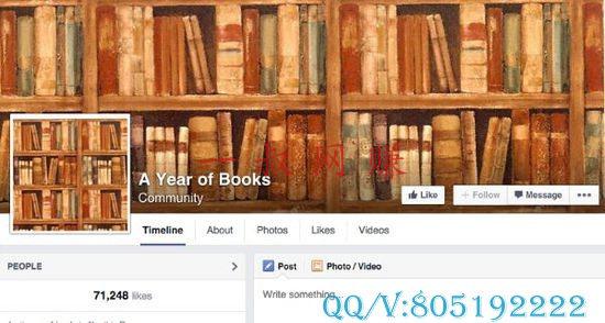 2015 新挑战:扎克伯格要每两周读一本书 _ 如何网上做兼职赚钱,正规赚钱软件价格高的插图1