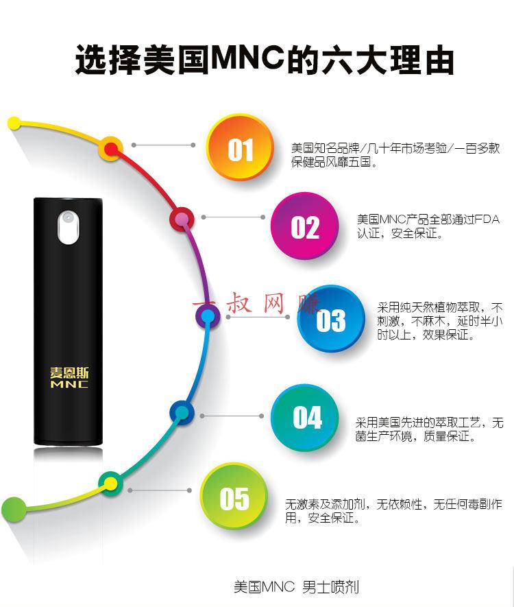 在上海如何一天赚 1000,网络在家兼职的正规平台有哪些啊 _ 独家总经销产品:美国 MNC 延时喷剂插图11