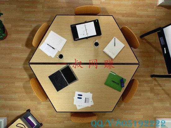 互联网 CEO 们的办公桌长什么样?_ 副业网站,玩什么游戏可以赚钱插图